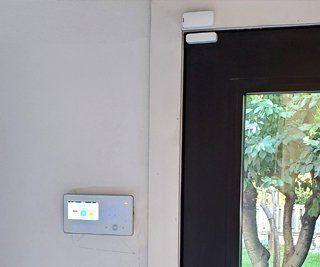 Home Alarm and Security Cameras