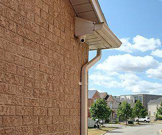 Home IP POE Security Cameras