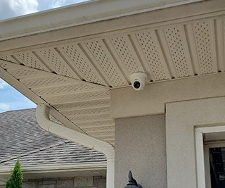 Residential Surveillance and Security Alarm